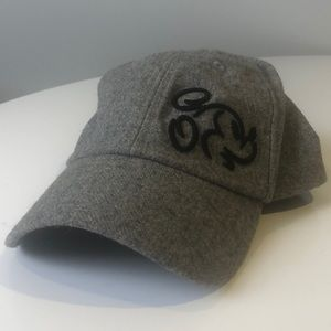 Disney Mickey Mouse Grey Adjustable Strap Hat